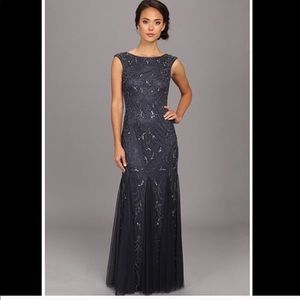 Adrianna Papell evening gown